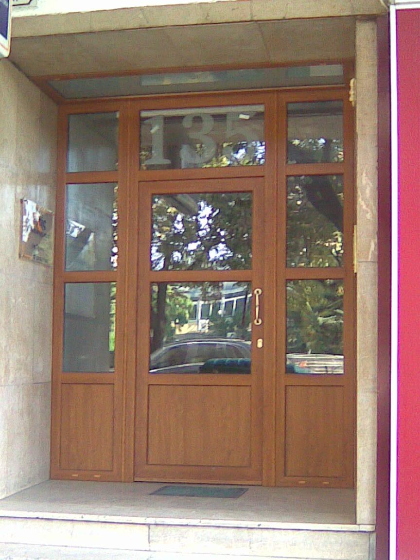 Είσοδος Οικοδομής PVC _2